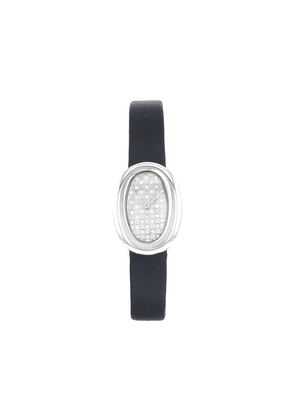 Cartier 2010 pre-owned Baignoire Joaillerie mini 18mm - Grey