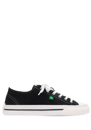 Midnight Low Cotton Sneakers
