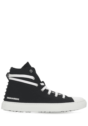 20mm San Diego Cotton Canvas Sneakers