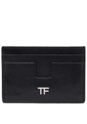 TF leather card holder