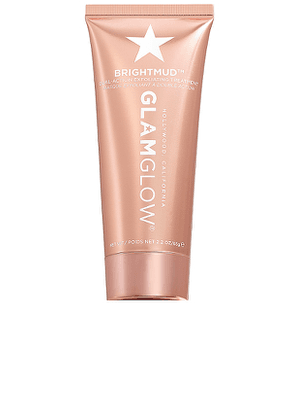 GLAMGLOW BrightMud Dual-Action Exfoliating Treatment Mask 2.2 oz in Beauty: NA.