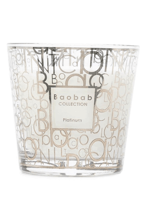 Baobab Collection My First Boabab candle - White