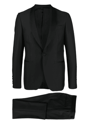 Canali two piece dinner suit - Black