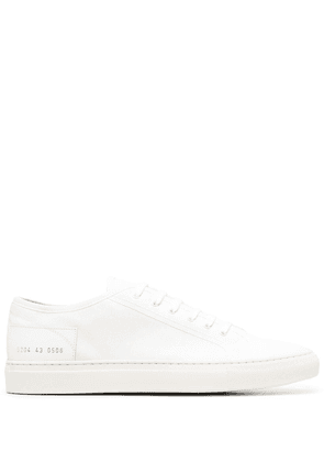 Common Projects Tournament low-top leather sneakers - White