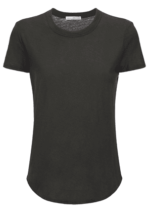 Sheer Cotton Jersey T-shirt