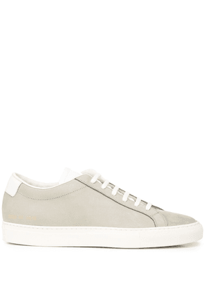 Common Projects Achilles suede trainers - Grey