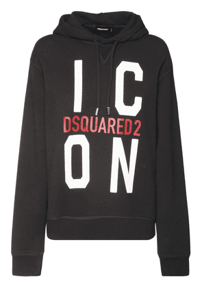 Icon Cool Cotton Jersey Hoodie