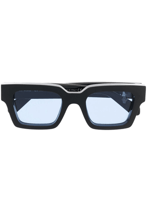 Off-White Virgil Arrow square-frame sunglasses - Black