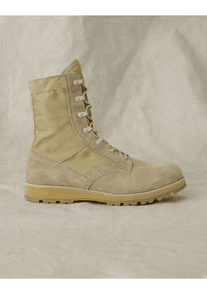 Belstaff Storm Leather Boot Beige UK 6 /