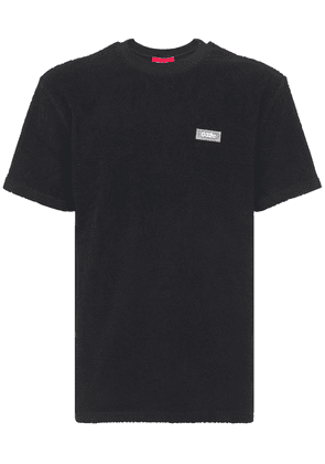 Topos Shaved Cotton Terry T-shirt