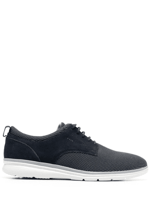 Geox Sirmione panelled sneakers - Blue