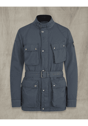 Belstaff Trialmaster Nylon Jacket Blue UK 40 /