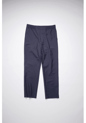 Acne Studios FN-MN-TROU000427 Navy Casual trousers