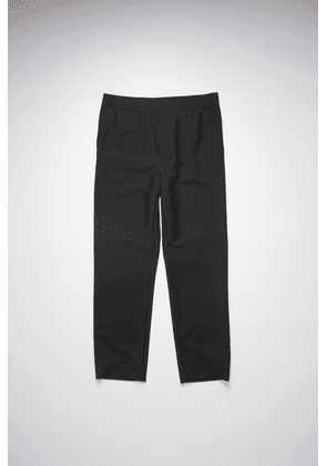 Acne Studios FN-MN-TROU000427 Black Casual trousers