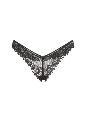 Nocturne Lace Thong