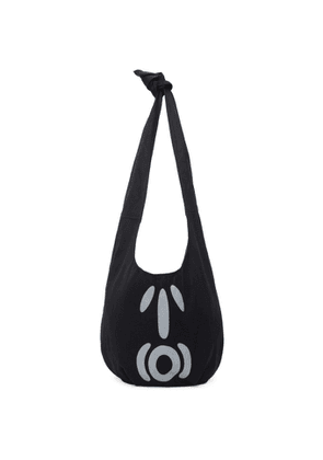 EDEN power corp Black Printed Arrakis Tote