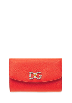 Dauphine Embellished Leather Bag