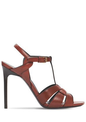 105mm Tribute Leather Sandals