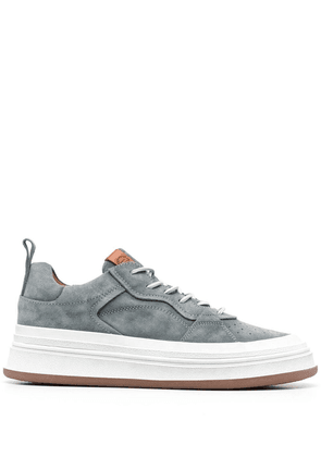 Buttero suede low-top sneakers - Blue