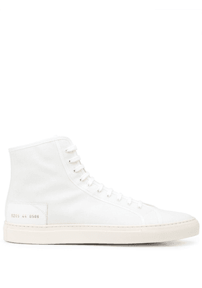 Common Projects Tournament high-top sneakers - White
