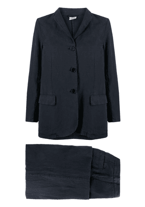 Aspesi oversized two-piece suit - Blue