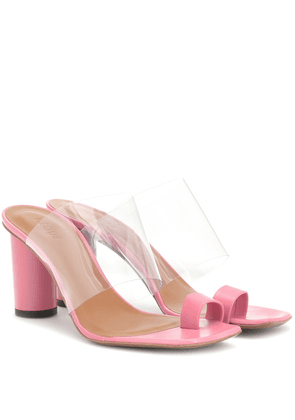 Exclusive to Mytheresa – Chost leather sandals