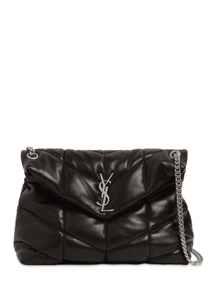 Small Loulou Quilted Leather Bag