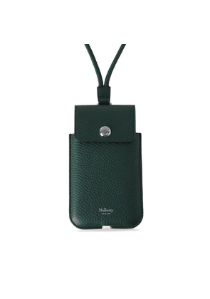 Mulberry Men's City Phone Pouch - Mulberry Green