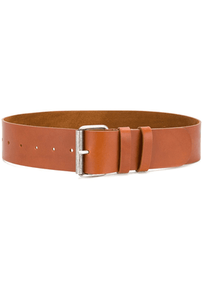 Aspesi buckled belt - Brown