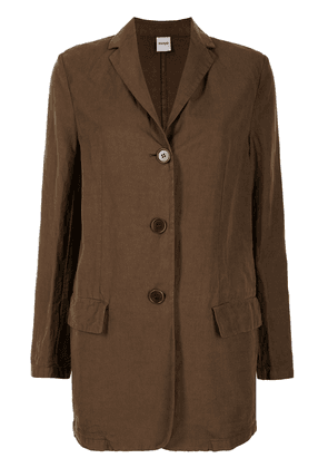 Aspesi button-up shirt jacket - Brown