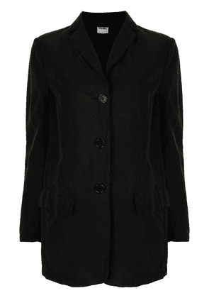 Aspesi button-up shirt jacket - Black