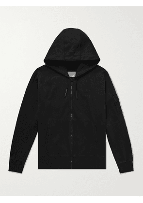 A-COLD-WALL* - Stretch-Cotton Jersey Hoodie - Men - Black - M