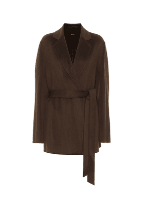 Lima wool and cashmere jacket