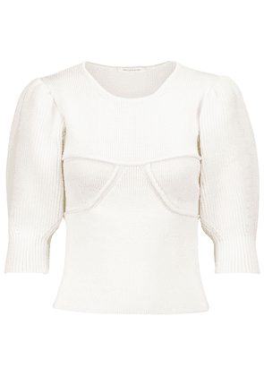 Fane ribbed-knit sweater