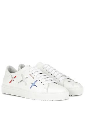 Exclusive to Mytheresa – Clean 90 Bird leather sneakers