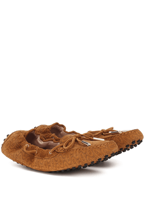Exclusive to Mytheresa – Gommino suede moccasins