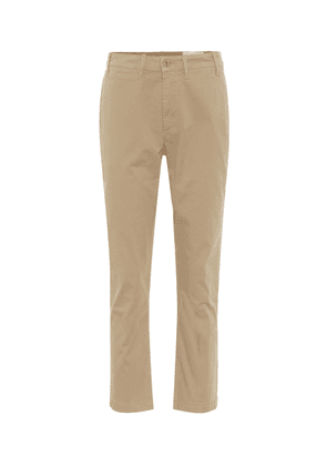 Brooke stretch-cotton chinos