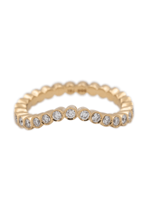 Grace Ensemble 18kt gold ring with diamonds