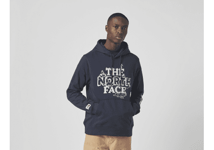 The North Face Himalayan Bottle Source Hoodie, Navy