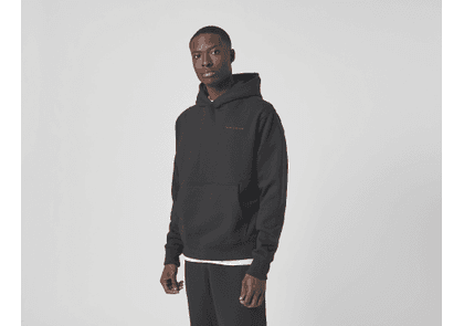 adidas Originals x Pharrell Williams Basics Hoodie, Black