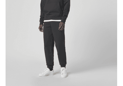 adidas Originals x Pharrell Williams Basics Pants, Black