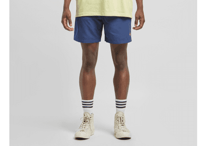 Carhartt WIP Chase Swim Shorts, Blue