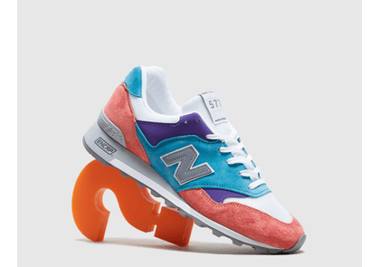 New Balance 577 Made In England, Blue/Pink