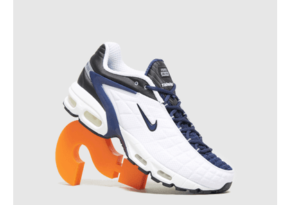 Nike Air Max Tailwind V, White/Blue