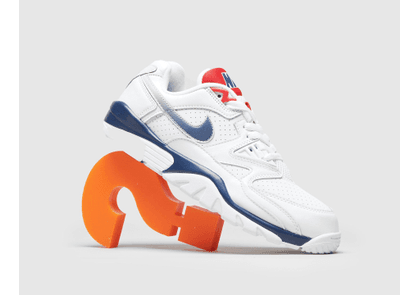 Nike Air Cross Trainer 3 Low, White/Blue