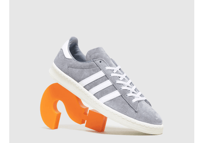 adidas Originals Campus 80s, Grey/White