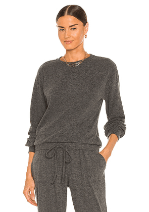 1. STATE Brushed Cozy Sweater in Grey. Size XXS, XS, S, M.
