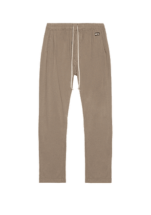 DRKSHDW by Rick Owens Berlin Pant in Grey. Size XL.