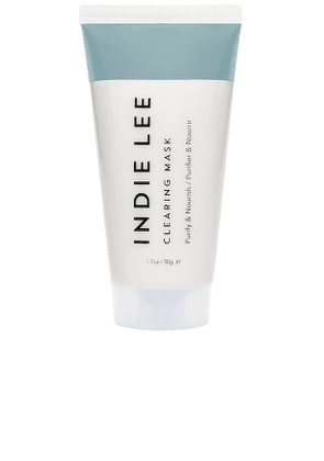 Indie Lee Clearing Mask in Beauty: NA.
