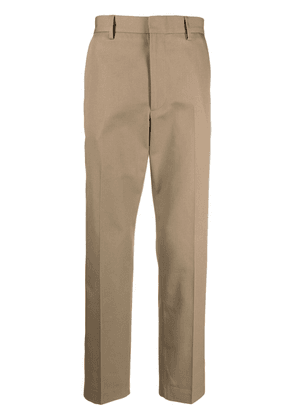 Acne Studios tailored straight-leg trousers - Neutrals